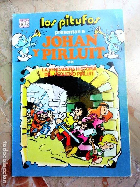 LOS PITUFOS Nº 16 1 ª EDICIÓN 1983 BRUGUERA (Tebeos y Comics - Bruguera - Otros)