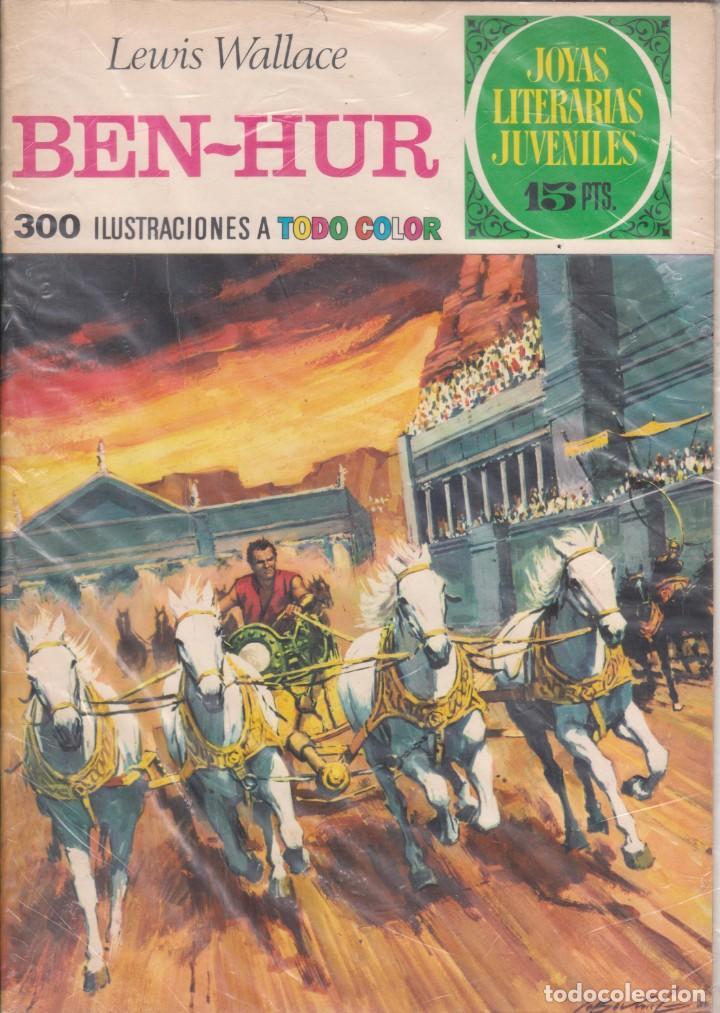 CÓMIC JOYAS LITERARIAS JUVENILES Nº 7 DE 15 PTS.ED.BRUGUERA 1970 (Tebeos y Comics - Bruguera - Joyas Literarias)