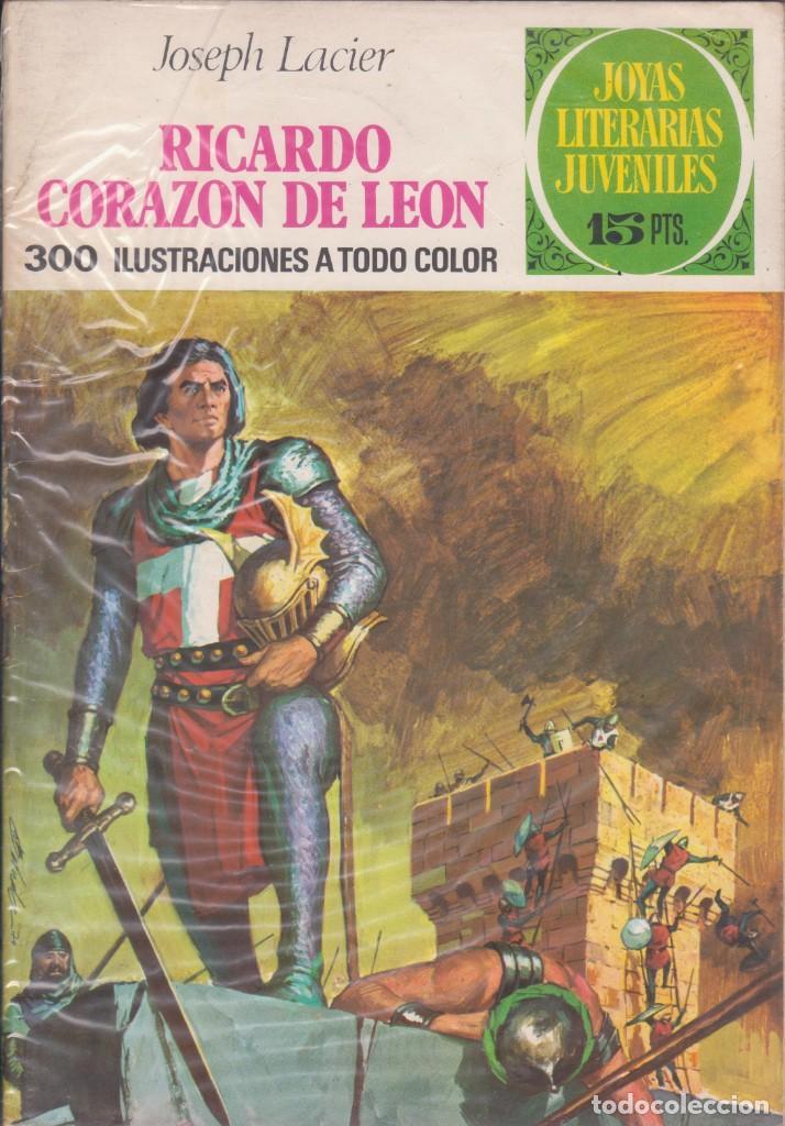 CÓMIC JOYAS LITERARIAS JUVENILES Nº 19 DE 15 PTS. ED. BRUGUERA 1970 (Tebeos y Comics - Bruguera - Joyas Literarias)