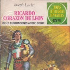 Tebeos: CÓMIC JOYAS LITERARIAS JUVENILES Nº 19 DE 15 PTS. ED. BRUGUERA 1970. Lote 227080780