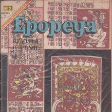 Tebeos: CÓMIC EN ` EPOPEYA ´ Nº 129 ED. NOVARO ( MÉXICO ) AÑO 1968. Lote 227082522