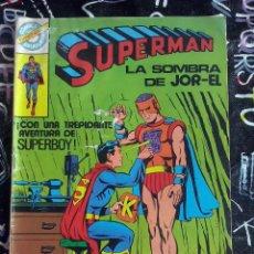 Tebeos: BRUGUERA - SUPERMAN NUM. 47. Lote 227133670