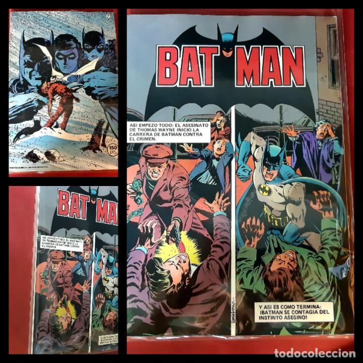 BATMAN - Nº 7 - DC COMICS - EDITORIAL BRUGUERA -IMPECABLE ESTADO (Tebeos y Comics - Bruguera - Otros)