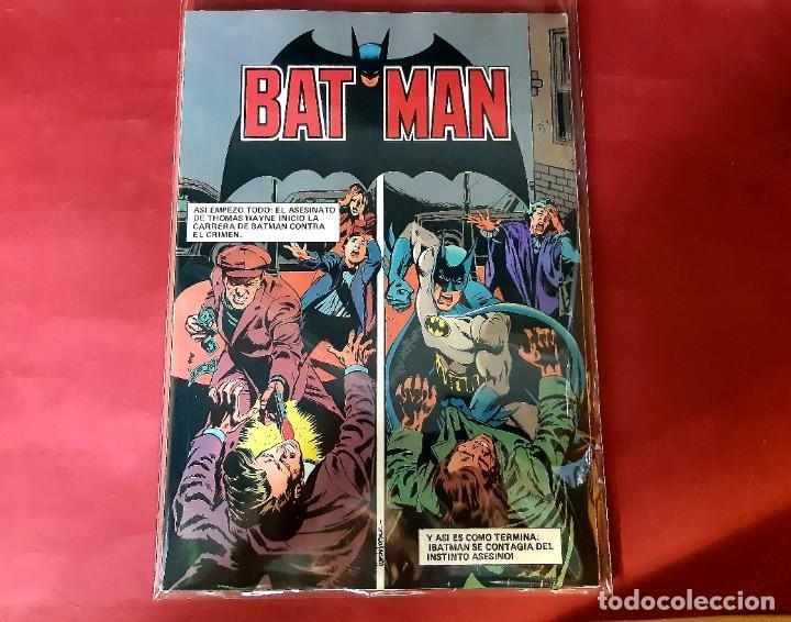 Tebeos: BATMAN - Nº 7 - DC COMICS - EDITORIAL BRUGUERA -IMPECABLE ESTADO - Foto 2 - 227471150