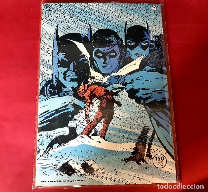 Tebeos: BATMAN - Nº 7 - DC COMICS - EDITORIAL BRUGUERA -IMPECABLE ESTADO - Foto 3 - 227471150
