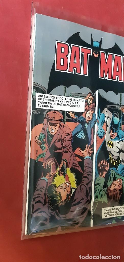 Tebeos: BATMAN - Nº 7 - DC COMICS - EDITORIAL BRUGUERA -IMPECABLE ESTADO - Foto 4 - 227471150