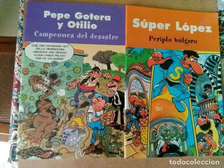 Tebeos: LOTE DE COMICS ESPAÑOLES. EDICIONES B. ( FOTOS ADICIONALES) - Foto 2 - 36241619