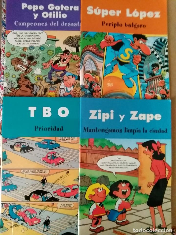 LOTE DE COMICS ESPAÑOLES. EDICIONES B. ( FOTOS ADICIONALES) (Tebeos y Comics - Bruguera - Cuadernillos Varios)