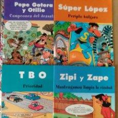 Tebeos: LOTE DE COMICS ESPAÑOLES. EDICIONES B. ( FOTOS ADICIONALES). Lote 36241619