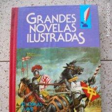 Tebeos: NOVELA DE BRUGUERA. Lote 227574080