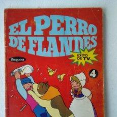 Tebeos: EL PERRO DE FLANDES N° 4. Lote 227578815