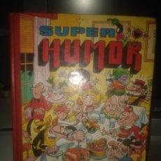 Tebeos: SUPER HUMOR VOLUMEN 30 MORTADELO Y FILEMÓN. Lote 227729640