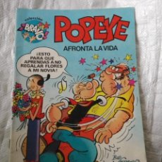 Tebeos: POPEYE Nº 2 - AFRONTA LA VIDA. Lote 227751619