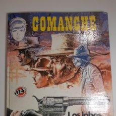 Tebeos: COMANCHE. LOS LOBOS DE WYOMING - HERMANN - COLECCION JET 16 - BRUGUERA. Lote 227871930