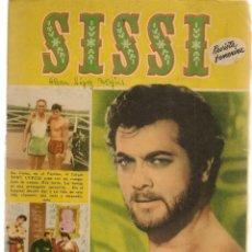 Tebeos: SISSI. REVISTA FEMENINA. Nº 59. LA FULGURANTE VIDA DE TONI CURTIS EN FOTOS. BRUGUERA (ST/B15). Lote 227891065