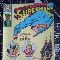 Tebeos: BRUGUERA - COMIC SUPER ASES SUPERMAN NUM. 9. Lote 227971260