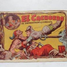 Tebeos: EL CACHORRO Nº 100 BRUGUERA ORIGINAL. Lote 228116670