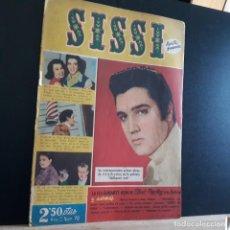 Tebeos: SISSI Nº 70 ELVIS PRESLEY, MARLON BRANDO BRUGUERA 1959 REVISTA JUVENIL FEMENINA. Lote 228118431