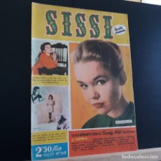 Tebeos: SISSI Nº 149 TUESDAY WELD, SHIRLEY MACLAINE, FRANK SINATRA BRUGUERA 1961 REVISTA JUVENIL FEMENINA. Lote 228139470