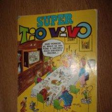 Tebeos: SUPER TIO VIVO Nº55 - SEGUNDA EPOCA - NUMERO EXTRA.. Lote 228309460