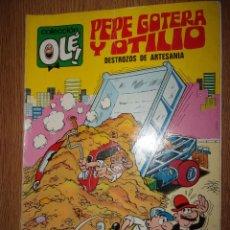 Tebeos: PEPE GOTERA Y OTILIO Nº31.. Lote 228310470
