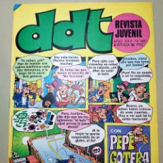 Tebeos: TEBEO DDT 481. Lote 228355915