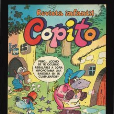 Tebeos: COPITO (REVISTA INFANTIL) - BRUGUERA / NÚMERO 2. Lote 228365275