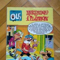 Tebeos: COLECCIÓN OLÉ Nº 219 - MORTADELO Y FILEMÓN - 1ª EDICIÓN 1981 - D4. Lote 228415065