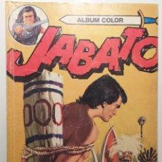 Tebeos: JABATO 1980 VOLUMEN 2: PRISIONERO (CUARTA EDICIÓN). Lote 228438615