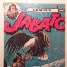 Tebeos: JABATO 1980 VOLUMEN 3: ¡PERSEGUIDOS! (CUARTA EDICIÓN). Lote 228438735