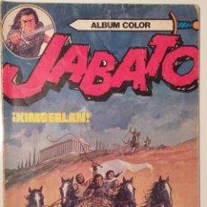 Tebeos: JABATO 1980 VOLUMEN 4: ¡KIMBERLAN! (CUARTA EDICIÓN). Lote 228439015