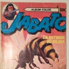 Tebeos: JABATO 1980 VOLUMEN 5: LA ASTUCIA DE DILMA (CUARTA EDICIÓN). Lote 228439180