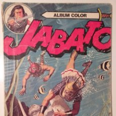 Tebeos: JABATO 1980 VOLUMEN 6: LA CIUDAD SUMERGIDA (CUARTA EDICIÓN). Lote 228439315