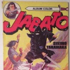 Tebeos: JABATO 1980 VOLUMEN 12: SIKINO TAKANAKA (CUARTA EDICIÓN). Lote 228439990