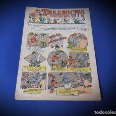 Tebeos: PULGARCITO Nº 368 -ORIGINAL -EXCELENTE ESTADO. Lote 228468765