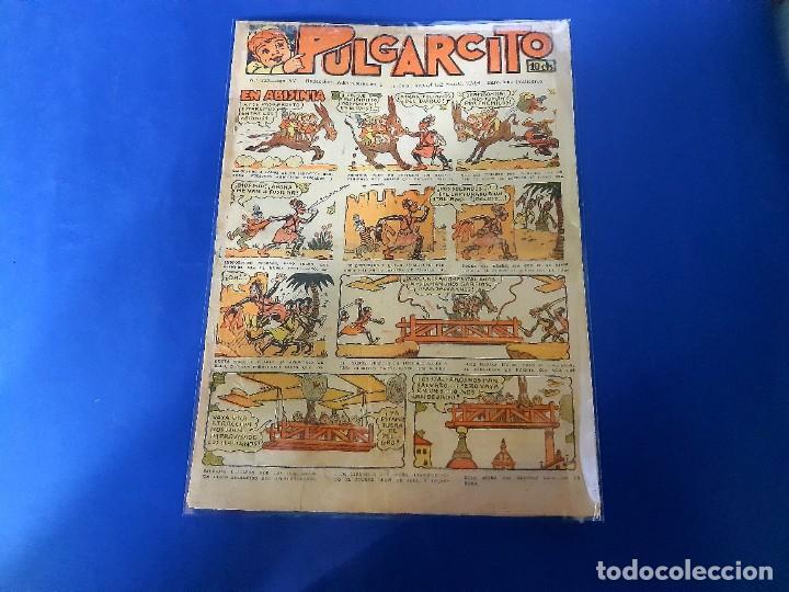 PULGARCITO Nº 727 - ORIGINAL -VER ESTADO (Tebeos y Comics - Bruguera - Pulgarcito)