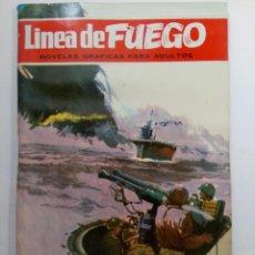 Tebeos: LÍNEA DE FUEGO - ACCIÓN EN EL MAR - BRUGUERA. Lote 228477920