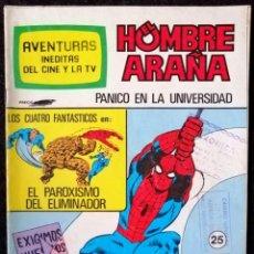 Tebeos: AVENTURAS INEDITAS DEL CINE Y LA TV Nº 25 - BRUGUERA 1981. Lote 228482435