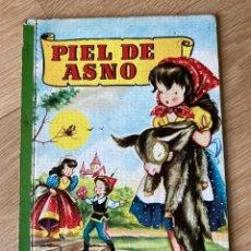 Tebeos: CUENTO PIEL DE ASNO. EDITORIAL BRUGUERA.. Lote 228510980