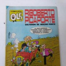 Tebeos: OLÉ 7 RIGOBERTO PICAPORTE QUINTA EDICION. Lote 228559180