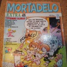 Tebeos: TEBEO DE MORTADELO EXTRA Nº 48. Lote 228560005