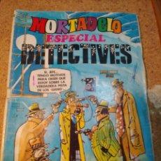 Tebeos: TEBEO DE MORTADELO ESPECIAL DETECTIVES DEL AÑO 1978 Nº 40. Lote 228561305