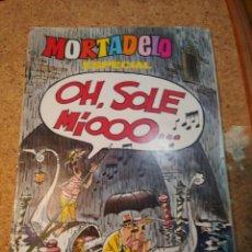Tebeos: TEBEO DE MORTADELO ESPECIAL OH, SOLE MIOOO DEL AÑO 1982 Nº 137. Lote 228561920