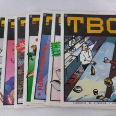 Tebeos: TBO DE 1986 1 A 7 COMPLETA MUY BUEN ESTADO. Lote 228562665