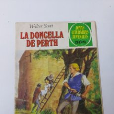 Tebeos: JOYAS LITERARIAS JUVENILES 233 LA DONCELLA DE PERTH. Lote 228563110