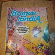 Tebeos: TEBEO DE BRUGUELANDIA DEL AÑO 1982 Nº 7. Lote 228563325