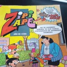 Tebeos: ZIPI Y ZAPE 566. Lote 228573760