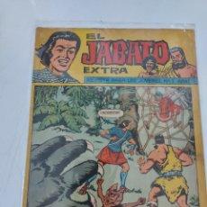 Tebeos: LOTE DE EL JABATO EXTRA DE 17 NÚMEROS. Lote 228576353