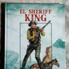 BDs: EL SHERIFF KING -VÍCTOR MORA Y F. DÍAZ- EDICINES B - VOLUMEN 2. Lote 228604745