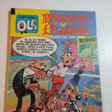 Tebeos: COMIC DE OLE MORTADELO Y FILEMON EN MEJORES QUE JAMES BOND DEL AÑO 1979 Nº 97. Lote 228716165